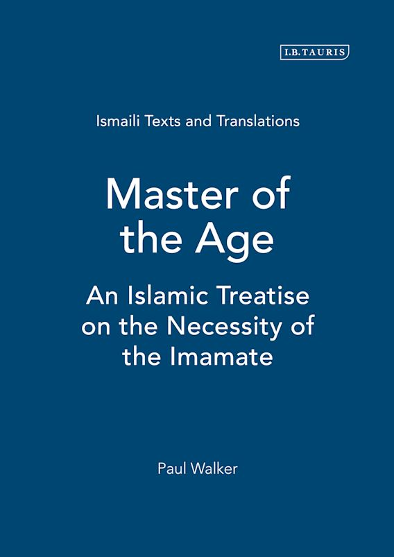 Master of the Age cover