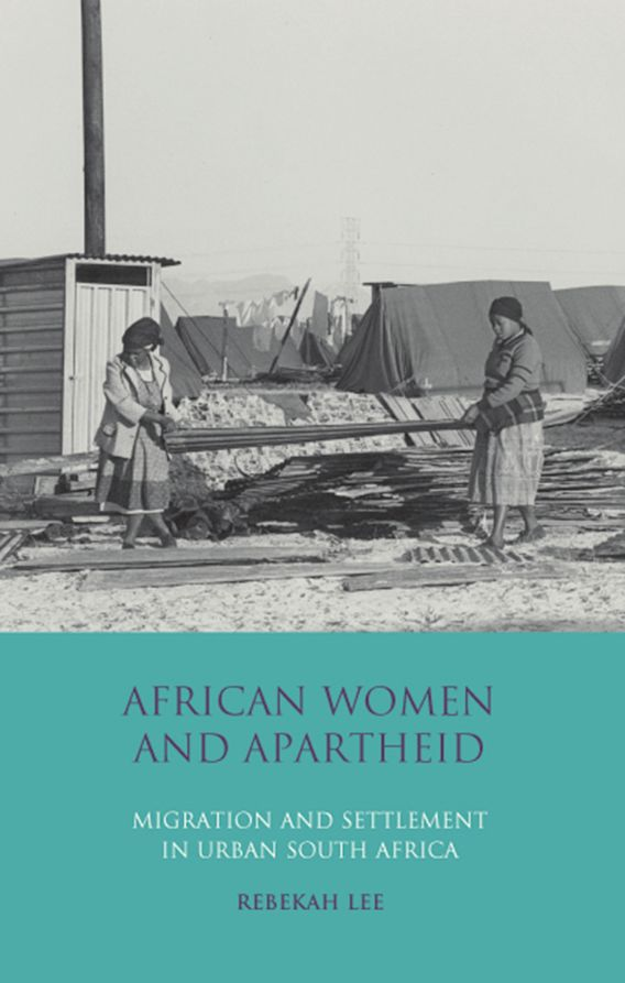 African Women and Apartheid cover