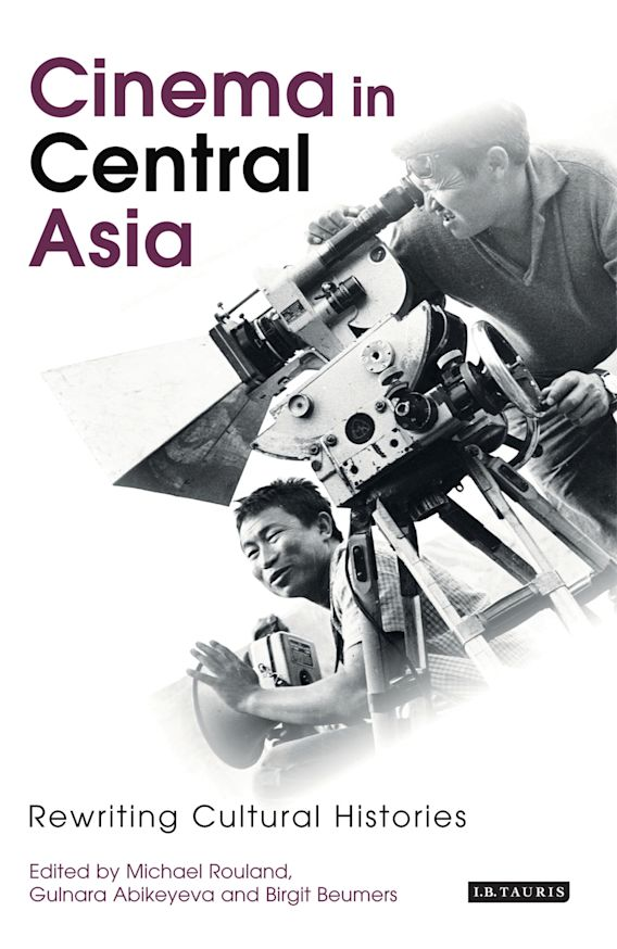 Cinema in Central Asia cover