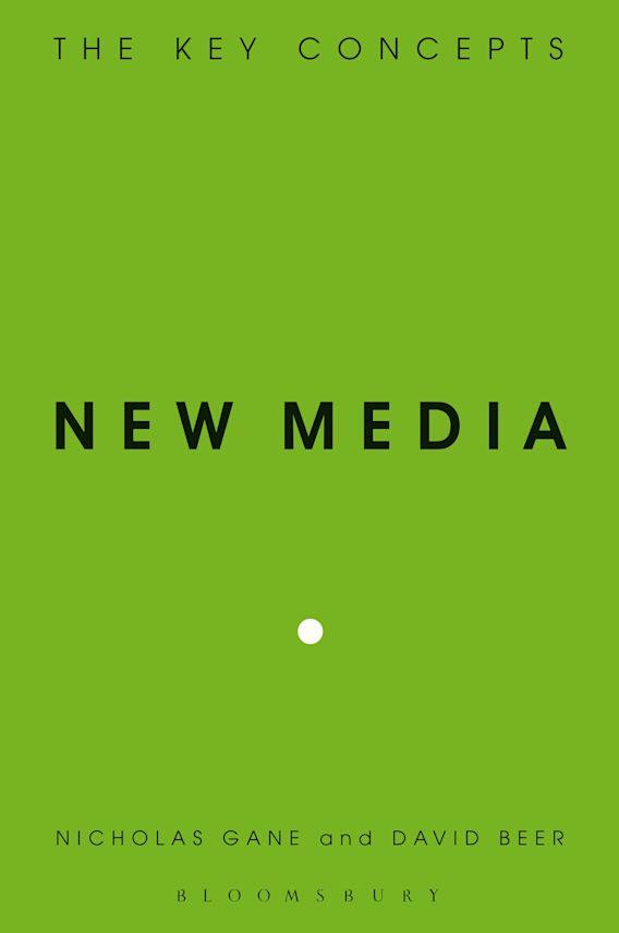 New Media cover