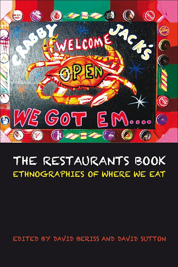 The Restaurants Book cover