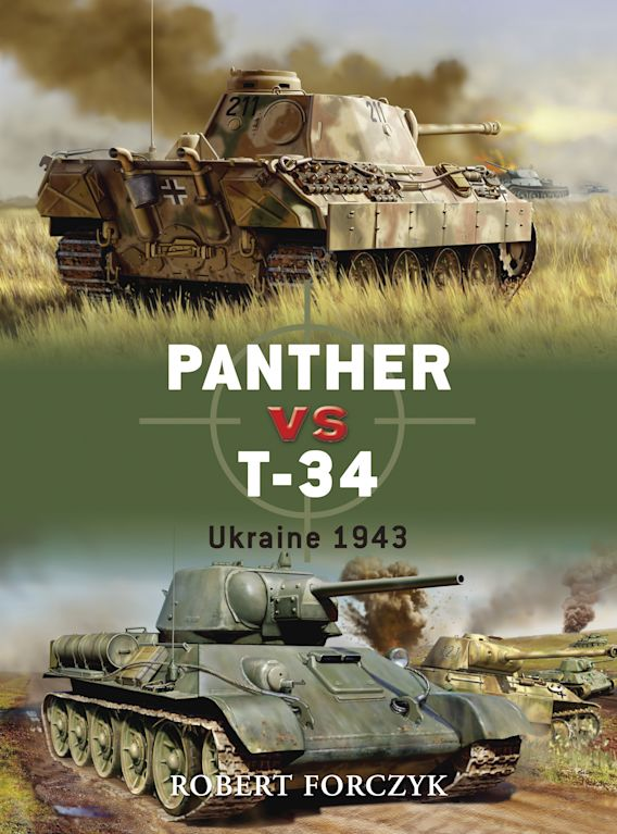 Panther vs T-34 cover
