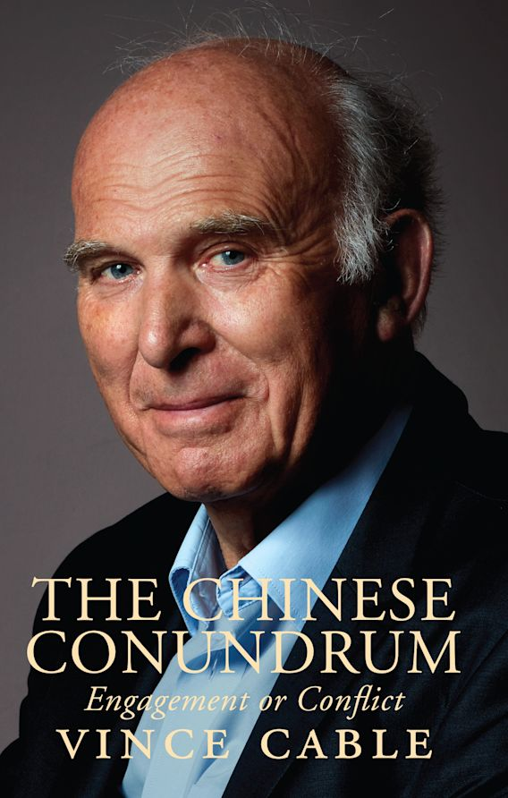 The Chinese Conundrum cover