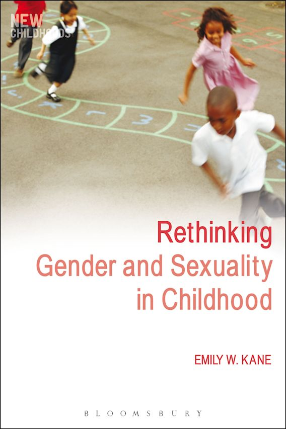 Rethinking Gender and Sexuality in Childhood cover