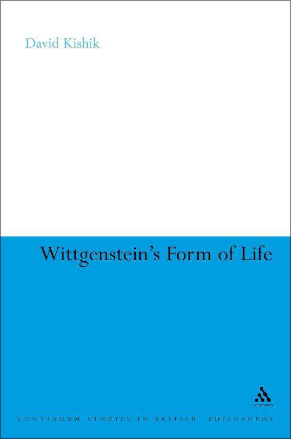 Wittgenstein's Form of Life cover