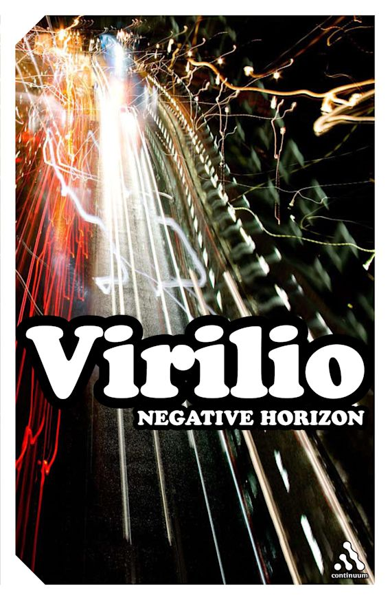Negative Horizon cover