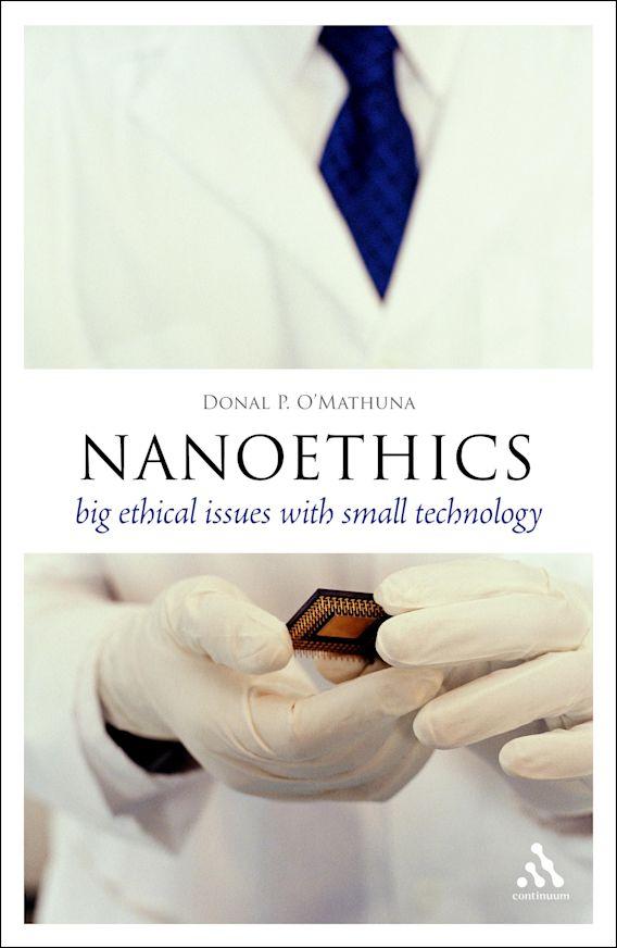 Nanoethics cover