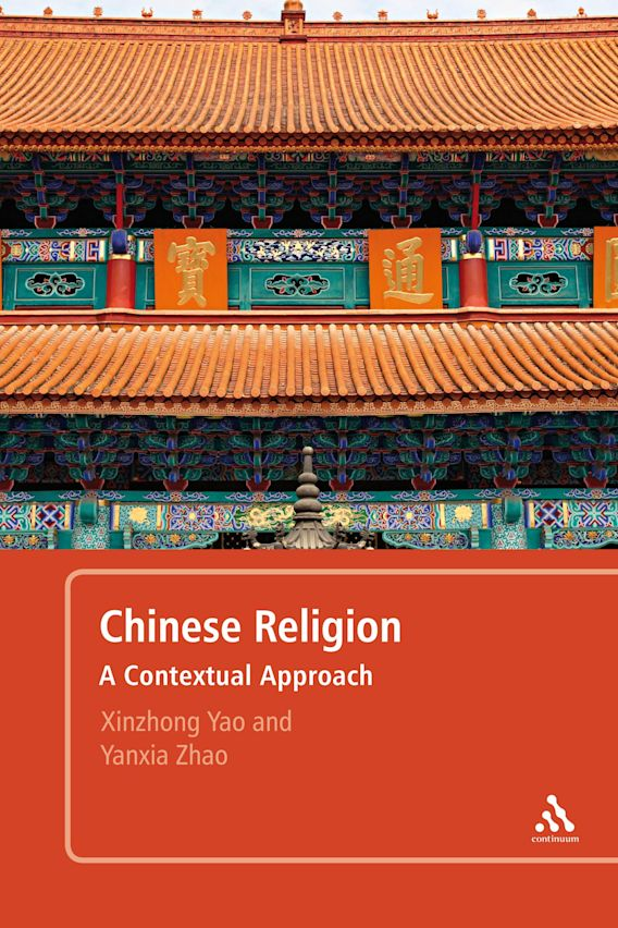 Chinese Religion cover