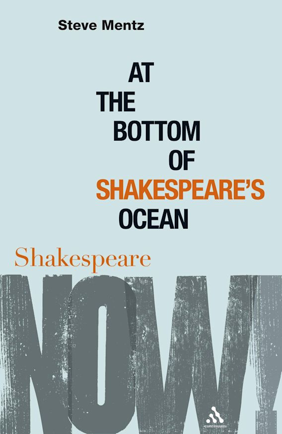 At the Bottom of Shakespeare's Ocean cover