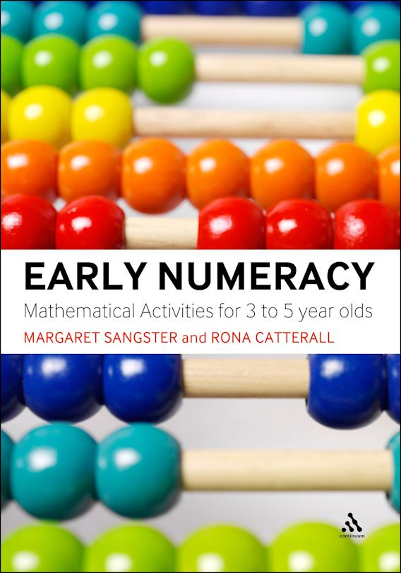 Early Numeracy cover