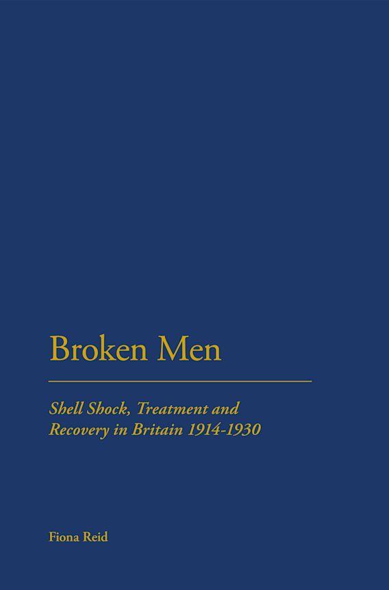 Broken Men cover