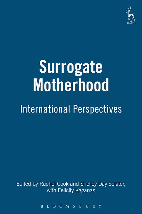 Surrogate Motherhood cover