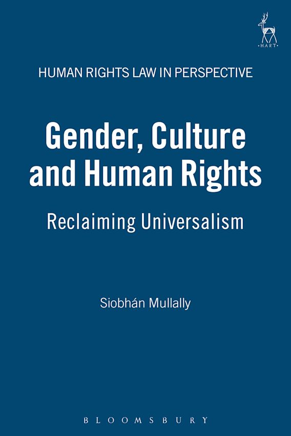 Gender, Culture and Human Rights cover