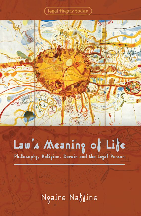 Law's Meaning of Life cover