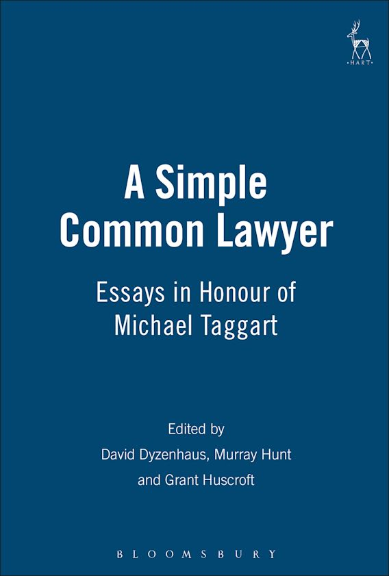 A Simple Common Lawyer cover