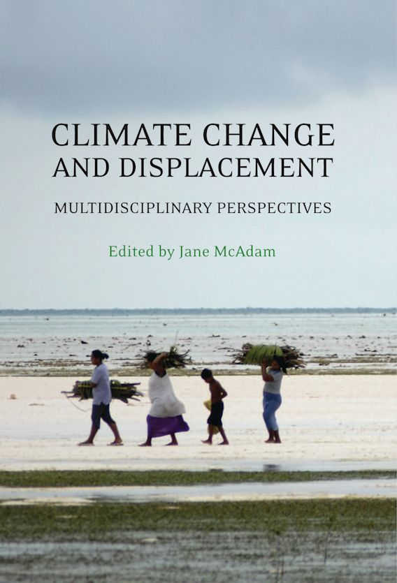 Climate Change and Displacement cover