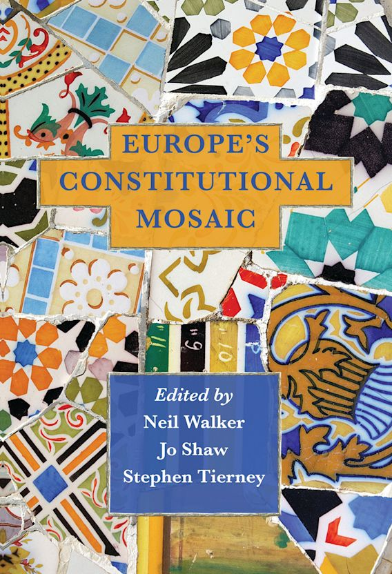 Europe's Constitutional Mosaic cover