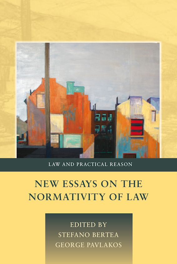 New Essays on the Normativity of Law cover