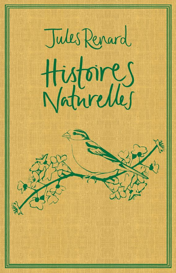 Histoires Naturelles cover