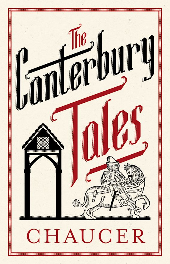 The Canterbury Tales: Fully Annotated Edition cover