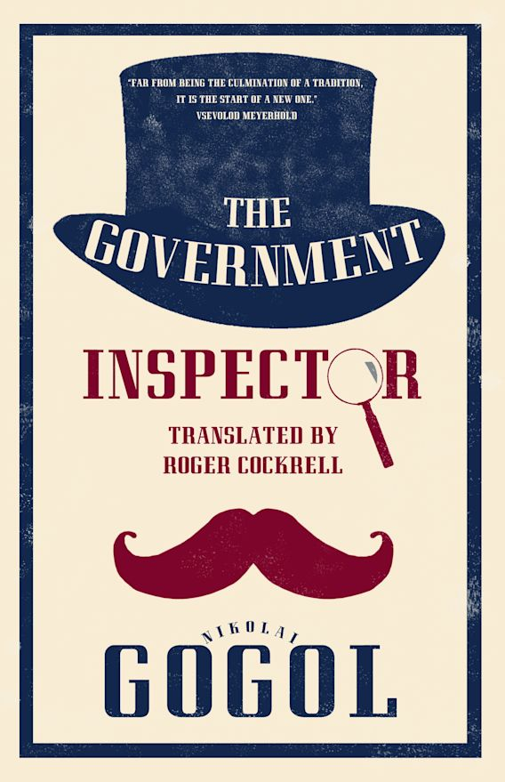 The Government Inspector: New Translation cover