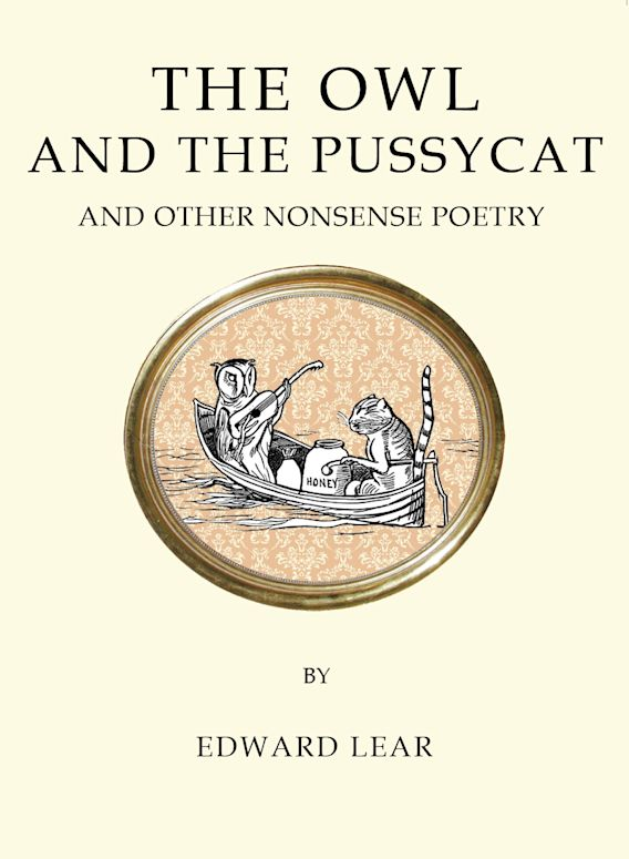 The Owl and the Pussycat and Other Nonsense Poetry cover