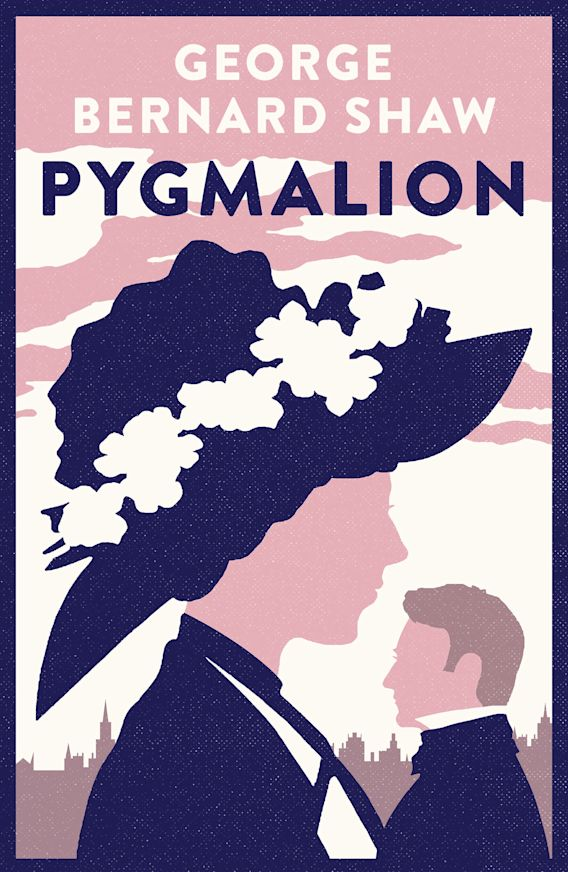 Pygmalion: 1941 version with variants from the 1916 edition cover
