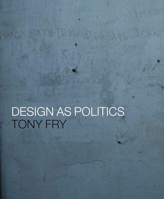 Design as Politics cover