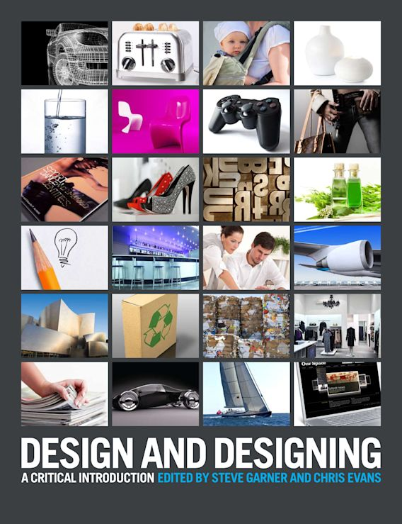 Design and Designing cover