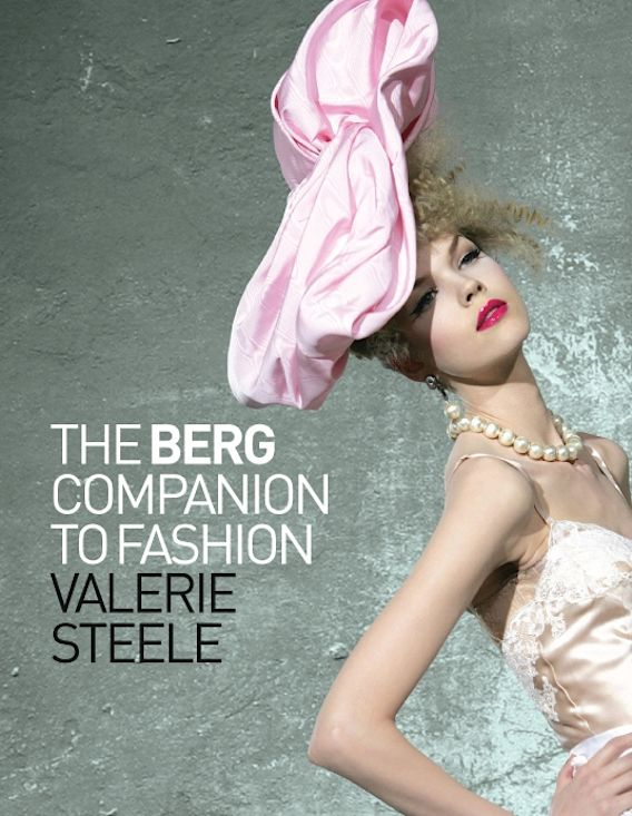 The Berg Companion to Fashion cover