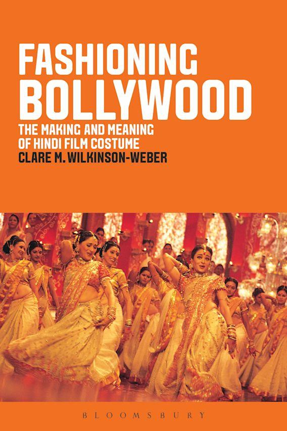 Fashioning Bollywood cover