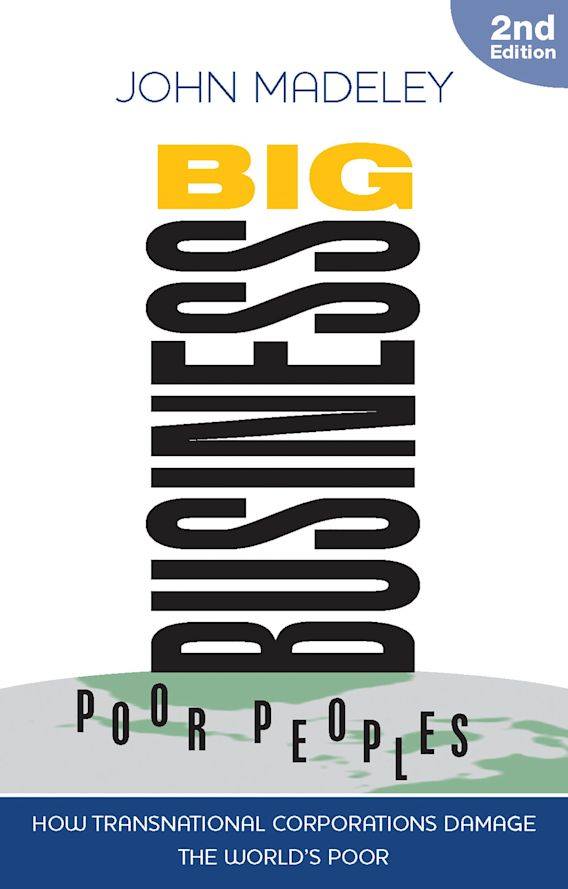 Big Business, Poor Peoples cover