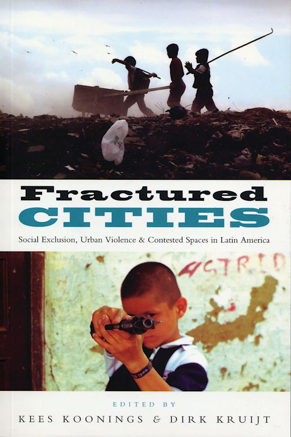 Fractured Cities cover