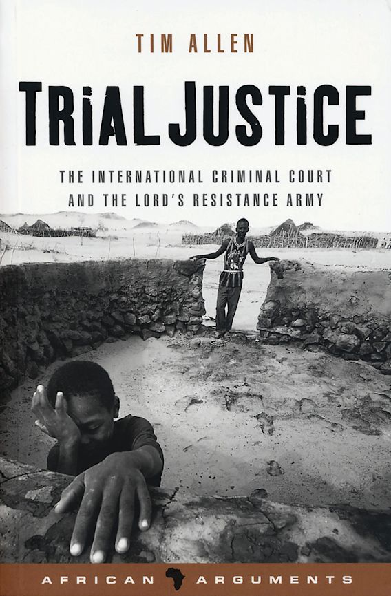 Trial Justice cover