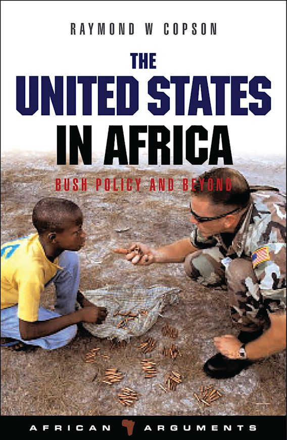 The United States in Africa cover