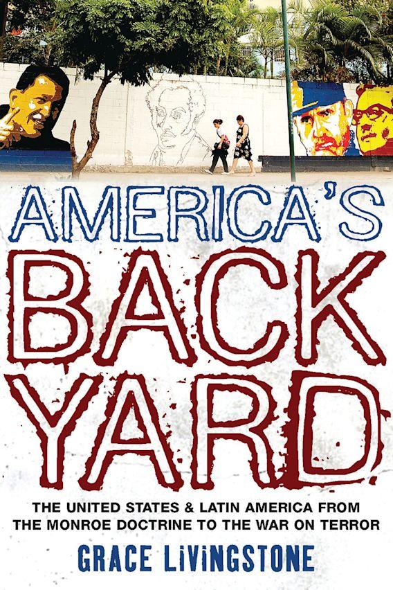 America's Backyard cover