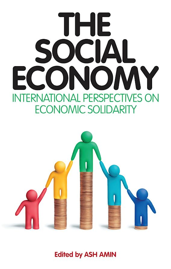 The Social Economy cover