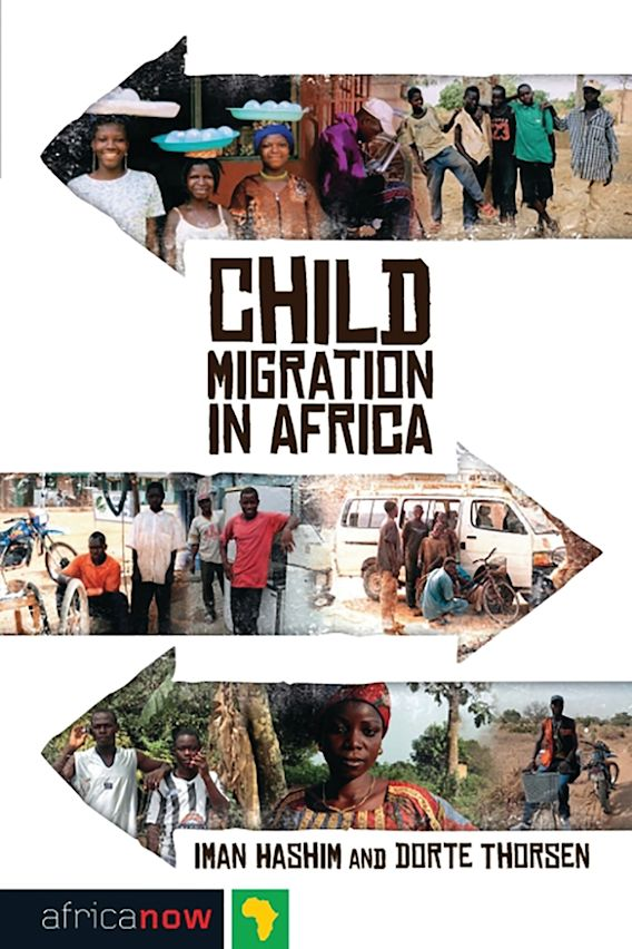 Child Migration in Africa cover