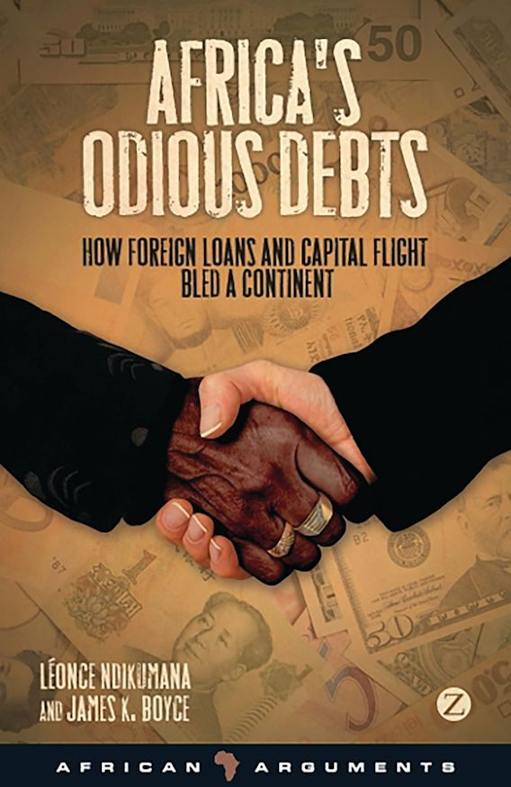Africa's Odious Debts cover