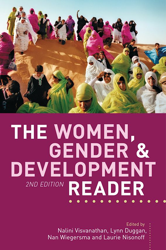 The Women, Gender and Development Reader cover