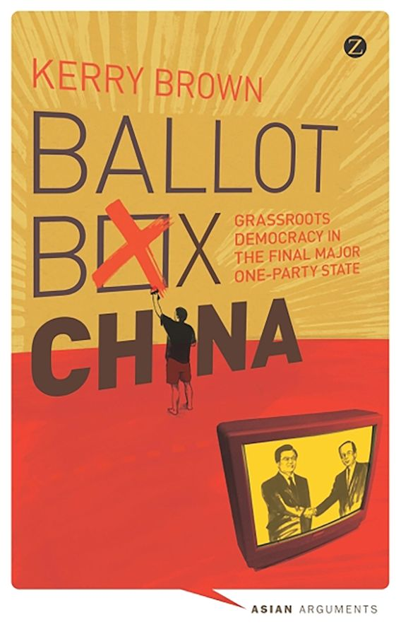 Ballot Box China cover