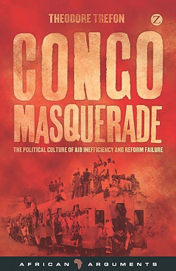 Congo Masquerade cover