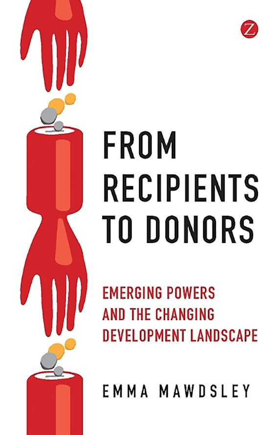 From Recipients to Donors cover