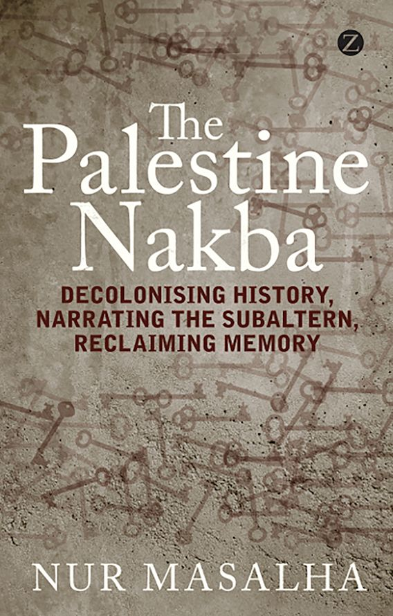 The Palestine Nakba cover
