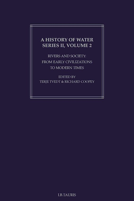 History of Water, A, Series II, Volume 2 cover