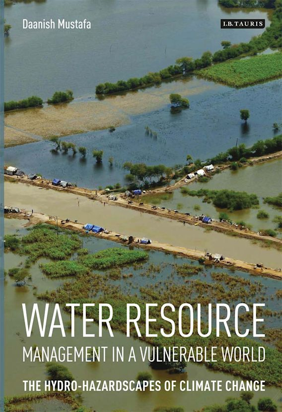 Water Resource Management in a Vulnerable World cover