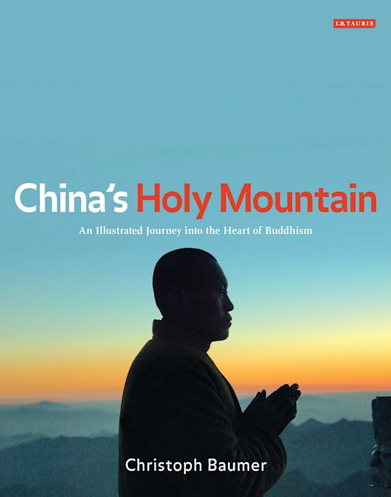 China's Holy Mountain cover
