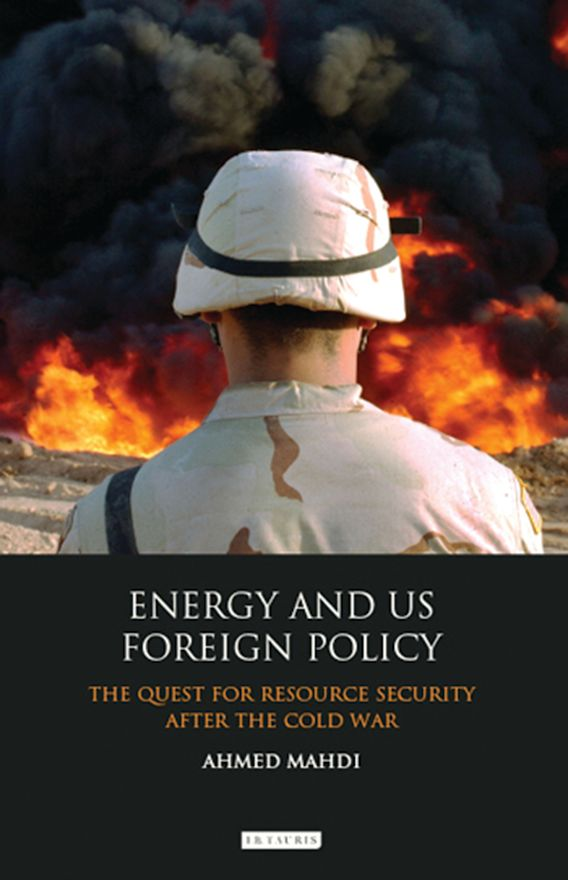 Energy and US Foreign Policy cover
