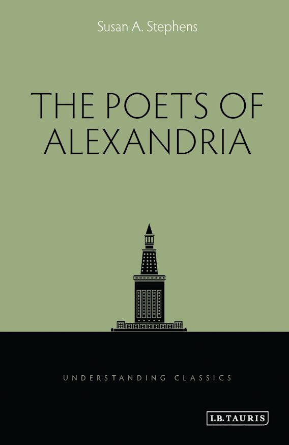 The Poets of Alexandria cover