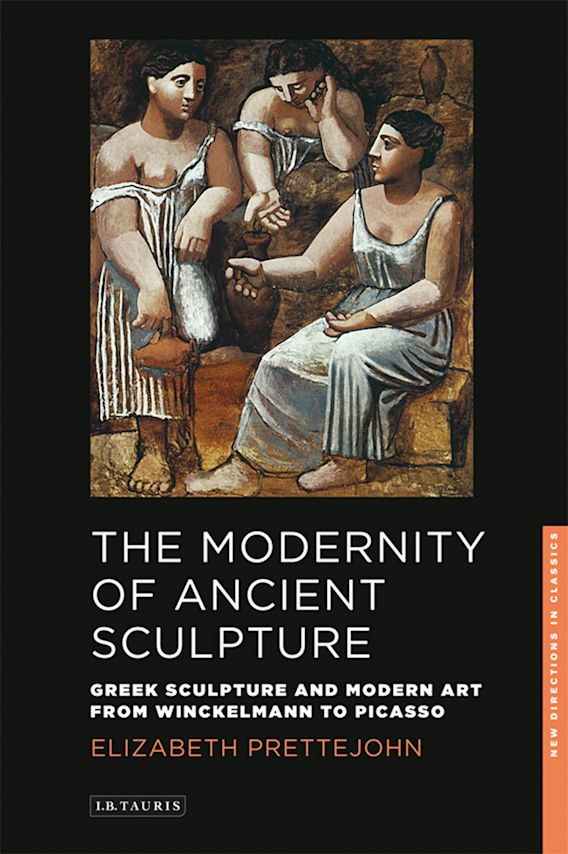 The Modernity of Ancient Sculpture cover